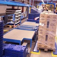 Produktionslinjer och arbetsstationer