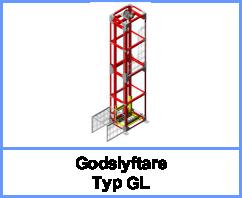 Godslyftare Typ GL