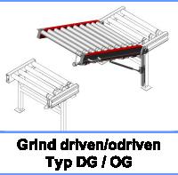 AX100 – Grind, driven/odriven Typ DG/OG