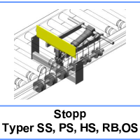 Stopp Typer SS, PS, HS, RB,OS