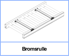 Bromsrulle