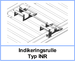 Indikeringsrulle Typ INR