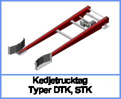 Kedjetrucktag Typer DTK, STK