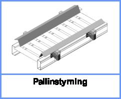Pallinstyrning