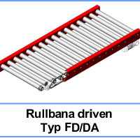 Rullbana driven Typ FD_DA