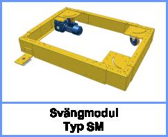 Svängmodul Typ SM