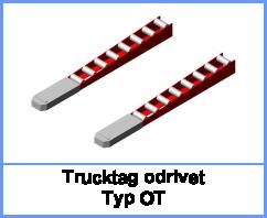 Trucktag odrivet Typ OT