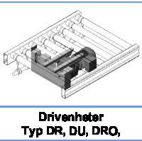 AX100 – Drivenhet Typ DR